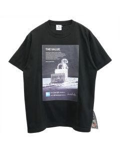 KOTA OKUDA AMERICAN DREAMLESS BLUE BOX 2-SHORT SLEEVE / BLACK