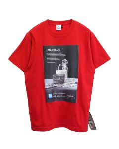 KOTA OKUDA AMERICAN DREAMLESS BLUE BOX 2-SHORT SLEEVE / RED