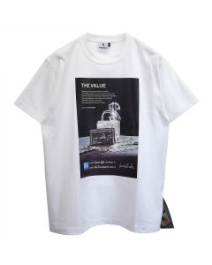 KOTA OKUDA AMERICAN DREAMLESS BLUE BOX 2-SHORT SLEEVE / WHITE