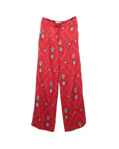 Kirin By Peggy Gou MASKS FLUID LOW WAIST PANTS / 2551 : RED MINT