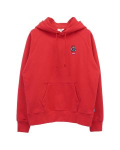 LEVI'S® X SUPER MARIO™ GRAPHIC SPORT HOODIE MARIO LC PATCH HOODIE RED / RED