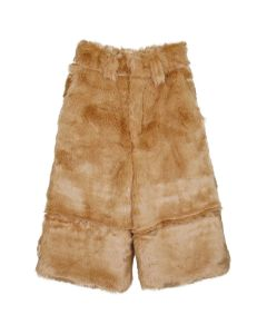 LANDLORD NEW YORK CAPSULE FUR SHORTS / BROWN