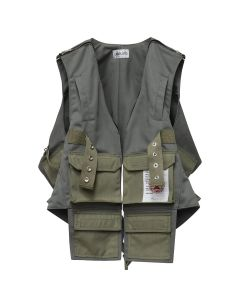 LANDLORD NEW YORK  KXL VEST / GREY