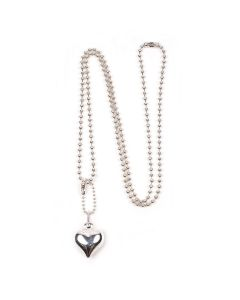 MARTINE ALI AVERI LOVE CHAIN / SILVER