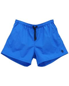 MARCELO BURLON CROSS SWIMMING SHORTS / 4510 : BLUE BLACK