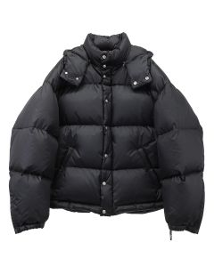 MASTERMIND WORLD COAT 002 / 001 : BLACK