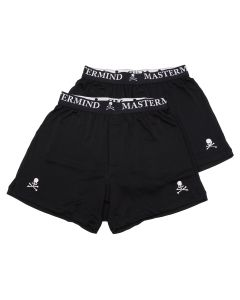 MASTERMIND WORLD UNDERWEAR 001 / 1 : BLACK