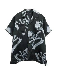 MASTERMIND JAPAN SH033-400 / 001:BLACK(TROPICAL)