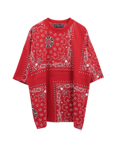MASTERMIND WORLD TS045-018 / 001 : RED BASE