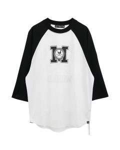 MASTERMIND WORLD TS053-018 / 001 : BLACK-WHITE