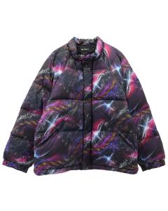 MISBHV GALAXY DOWN JACKET / MULTI