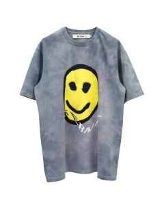 MISBHV THE ETERNAL DREAM TIE DYE T-SHIRT / TIE DYE GREY