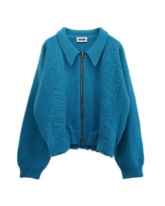MAGLIANO PROVINCIA KNITTED JACKET / 121 : SKY