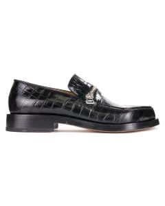 MAGLIANO MONSTER LOAFER ZIPPED / 001 : BLACK