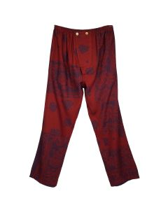 MAGLIANO FREAK PIJAMA / 072 : BURGUNDY