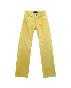 MOWALOLA SUIT TROUSERS/MONSTER2 / LEMONGRASS