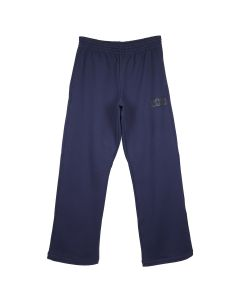 Martine Rose WIDE LEG SWEAT PANT / NAVY