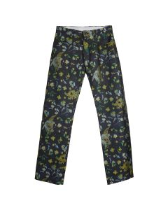 Martine Rose STRAIGHT LEG TROUSER / BLK BIRD
