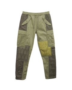 maharishi RECYCLED QUILTED LINERS / OLIVE