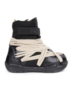 MONCLER + Rick Owens MU SHOES/AMBER / 999 : BLACK