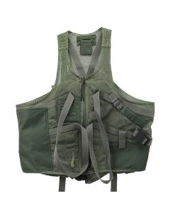 1017 ALYX 9SM TACTICAL VEST / GRN0001 : MILITARY GREEN