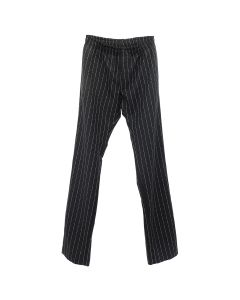 1017 ALYX 9SM PINS TRIPLE ELASTICATED PANT / MTY0001 : BLACK-WHITE