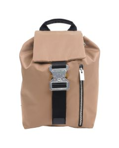 1017 ALYX 9SM TANK BACKPACK / BRW0002 : LIGHT BROWN
