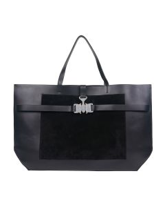 1017 ALYX 9SM WOMAN TOTE BAG / BLK0001 : BLACK