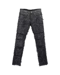 1017 ALYX 9SM BLACKMEANS DENIM / BLK0001 : BLACK DENIM