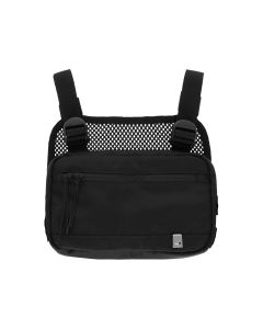 1017 ALYX 9SM MINI CHEST RIG / 001 : BLACK