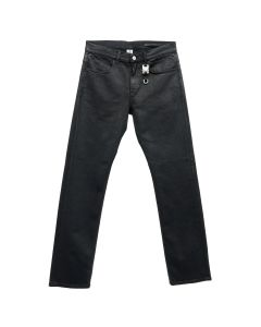 1017 ALYX 9SM MOONLIT 6 POCKET JEAN / BLK0001 : BLACK