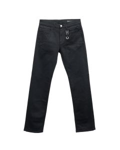 1017 ALYX 9SM TRUE BLACK 6 POCKET JEAN / BLK0001 : BLACK