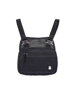 1017 ALYX 9SM CLASSIC MINI CHEST RIG / BLK0001 : BLACK-BLACK