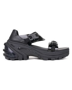 1017 ALYX 9SM VIBRAM SANDALS / BLK0001 : BLACK