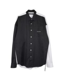 MASTERMIND WORLD SH005-004 / 002 : BLACK-WHITE
