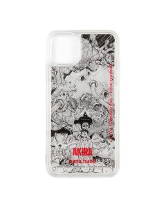AKIRA ART OF WALL x nana-nana iPhone 11 Pro Max CASE / CLEAR