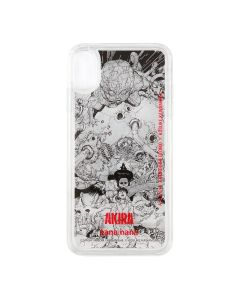 AKIRA ART OF WALL x nana-nana iPhone XS Max CASE / CLEAR