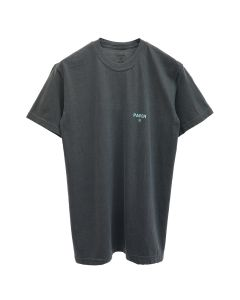 nana-nana PAPER T-SHIRT / DARK GRAY