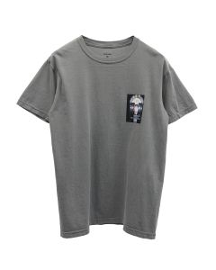 nana-nana TELEPHONE T-SHIRT / GRAY