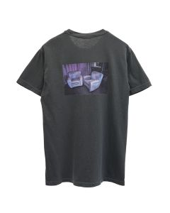 nana-nana ROOM T-SHIRT / DARK GRAY