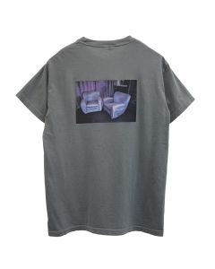 nana-nana ROOM T-SHIRT / GRAY