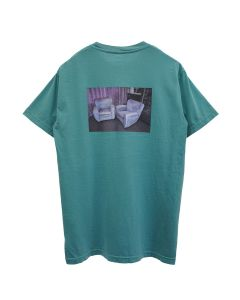nana-nana ROOM T-SHIRT / GREEN