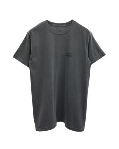nana-nana NOT MAISON T-SHIRT / DARK GRAY