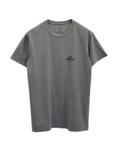 nana-nana NOT MAISON T-SHIRT / GRAY