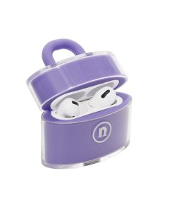 nana-nana NOT A PADLOCK AIR PODS CASE / LAVENDER