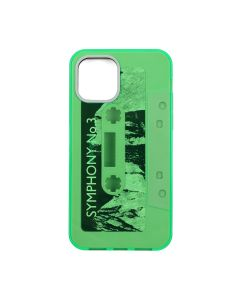 nana-nana OLIVER PAYNE IPHONE CASE / N.GREEN-GRAY