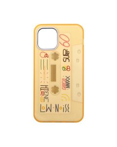 nana-nana ERIN D.GARCIA iPhone CASE / PEACH-WHITE