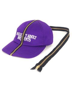 NEGLECT ADULT PATiENTS x CA4LA ZIP CAP (ALPHABETIC) / PURPLE