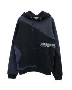[お問い合わせ商品] NEIGHBORHOOD x P.A.M. NHPM/C-HOODED.LS / BLACK