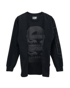 [お問い合わせ商品] NEIGHBORHOOD x P.A.M. NHPM/C-TEE.LS / BLACK